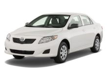 Toyota Corolla on Rent, Taxi, Rental Services, Delhi - Wheelzonrent