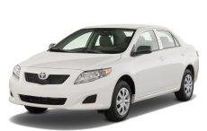 Toyota Corolla on Rent, Taxi, Rental Services, Delhi - Wheelzonrent