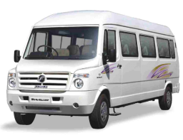 Tempo Traveler on rent, Taxi, Delhi, India
