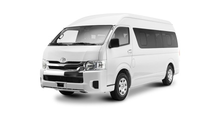 Hiace Car On Rent In Delhi