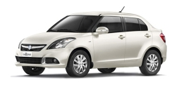 Swift Dzire On Rent , Taxi ,Delhi, India
