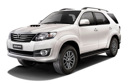 Toyota Fortuner On Rent In Delhi