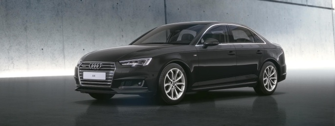 Audi A4 On Rent in Delhi